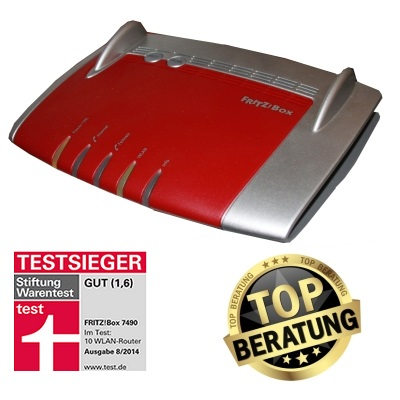 Fritz!Box-Herzebrock | Computer Service GmbH MF