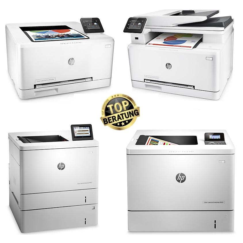 HP Color LaserJet Laserdrucker JetIntelligence Serie | MF Computer Service GmbH Herzebrock