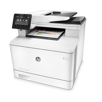 HP-Color-LaserJet-Pro MFP M477fdw-Herzebrock | MF Computer Service GmbH