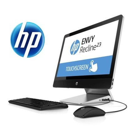 HP-ENVY-Recline-23-k300-TouchSmart-All-in-One-Desktop-PC-Serie-Herzebrock | MF Computer Service GmbH
