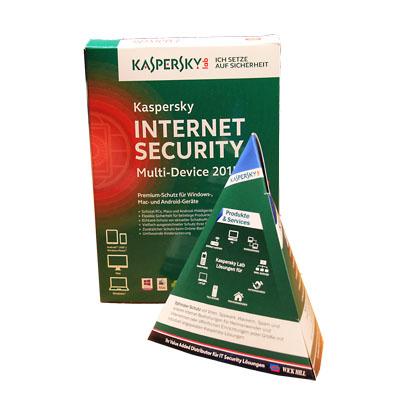 Kaspersky Security- Antivirenschutz-Herzebrock | MF Computer Service GmbH
