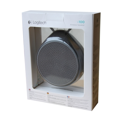 Logitech Wireless Speaker-Herzebrock | MF Computer Service GmbH